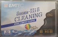 Emtec 8mm/Hi8 Cleaning tape