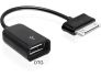 Samsung 30 pin > USB-A OTG 14 cm cable