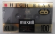 Maxell XLII 100 Chrome