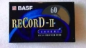 BASF Chrome ReCord-II 60min