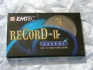 EMTEC Chrome ReCord-II 74min